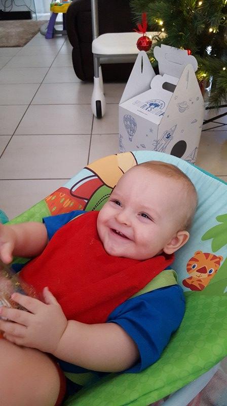 Der Kleine Mann aus Australien